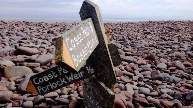 Exmoor signpost